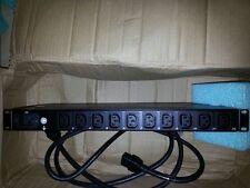 Eaton PDU 12 Outlets 100-240 volts T982 series
