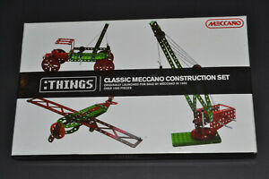 """Meccano """"Things"""" Classic Construction Special Edition"""