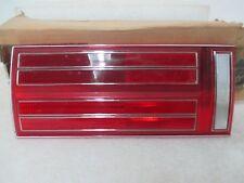 Mopar NOS 1979 Dodge Diplomat Wagon Right Inner/Tailgate Taillight Lens 4076474