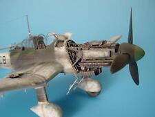 AIRES 4161 Detail Set for Hasegawa® Kit Ju87D Stuka in 1:48
