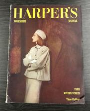 Harper's Bazaar Magazine: November 1946