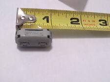 TDK 5mm Clip On EMI RF RFI reducing Filter Snap Around Ferrite bead ZCAT1325