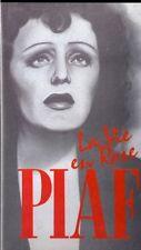 EDITH PIAF La Vie en Rose VHS FRENCH SINGER