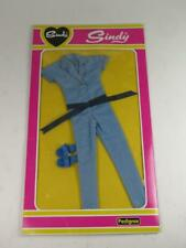 Vintage Pedigree Sindy Doll JUMPSUIT Boutique Outfit 44125 Unopened 1980s
