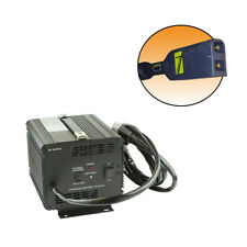 Schauer Charger JAC2036H with EZGO 36V Powerwise TXT Connector