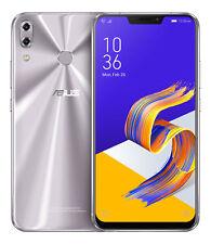 ASUS ZenFone 5 (2018) ZE620KL - 64GB - Meteor Silver Smartphone (Dual SIM)