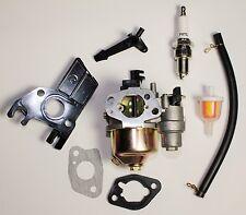 Carburetor Kit For Harbor Freight Predator Engine 212cc With Spark Plug, Gaskets
