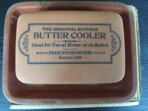 Henry Watson's Terracotta Butter Cooler