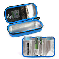 Insulin kühltasche Diabetiker Tasche Wasserdicht für Diabetikerzubehör Tragbar