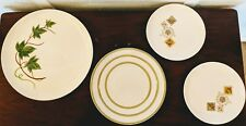 Dinner Plate & Dessert Plates/ Pfaltzgraff/ Mid-Century China/ Vintage Wedding