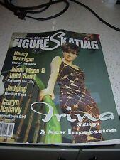 International Figure Skating Magazine--Nancy Kerrigan-Irina-olympics-2001