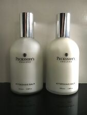 PECKSNIFF'S ENGLAND 2 X AFTERSHAVE BALM 100ml