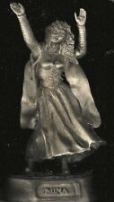 "UNIVERSAL MONSTERS-BRAM STOKERS-DRACULA-MINA- 3.5"" PEWTER FIGURE-FRANCIS COPPOLA"