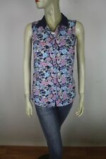MARCS Sleeveless Flowy Top sz 6 8 - BUY Any 5 Items = Free Post