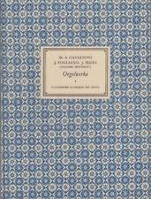 Ricercari mottetti canzoni - Ricercari e ricercate. Erster Neudruck herausgegebe