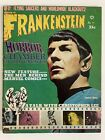CASTLE OF FRANKENSTEIN No 11 Vintage 1967 Magazine SPOCK Nimoy Star Trek Sci Fi