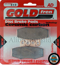 Gilera 250 Arizona Rally Front Sintered Brake Pads All Years - Goldfren