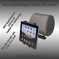 KFZ Kopfstützen Halterung Auto Sitz Halter Mini für iPad GALAXY Tab Tablet PC