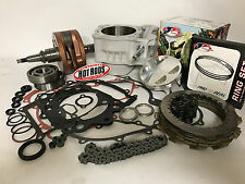 YFZ450 YFZ 450 Stock 95m Std Bore CP Carrillo Complete Engine Rebuild Kit Clutch