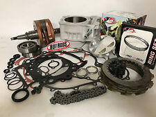 YFZ450 YFZ 450 500cc 98 mil Big Bore Stroker Engine Motor Rebuild Kit & Clutch