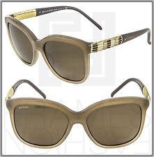 BVLGARI Turtledove Beige Brown Gradient Sunglasses SERPENTI BV8155 BV 8155
