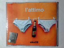 EKU28 L'attimo cd singolo PR0M0 RARISSIMO