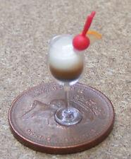 1:12 Scale Chocolate Con Menta ron cóctel muñeca casa miniatura bebida Accesorio Ct20