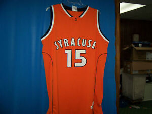 Men SyracuseCollegeJersey Carmelo Anthony # 15 Size 3 XL