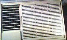 """Sears 15K BTU Whole House Air Conditioner - Win/Wall mount 115V  """"3 X Cooling"""""""