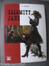 Narrativa Ragazzi Western CALAMITY JANE Robert Owens AMZ Illust Franco Paludetti