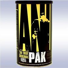 UNIVERSAL NUTRITION ANIMAL PAK (44 PACKS) multivitamin m stak pm pump flex omega