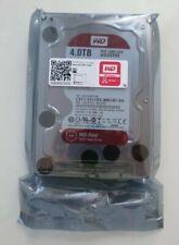Western Digital Red NAS 4TB SATA3 Festplatte WD40EFRX NASware 3.0 64 MB Cache