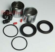 FRONT Brake Caliper Repair Kit +Pistons for NISSAN ALMERA 2000-18 (BRKP106)