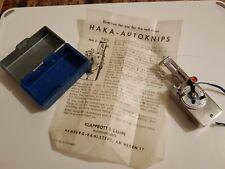 Haka Autonips Mod II **BOX**Paperwork**CASE**
