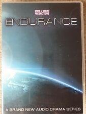 Audio Drama 5 CD set 'Endurance' (Boxed) - Rare collector's Item.