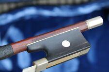 schöner signierter Geigenbogen für 4/4 Violine, Bratsche, Viola ,(bow, violin)