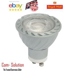 GU10 6W COB Light Dimmable LED Bulbs Metal Shell Lights x1 x5 x10