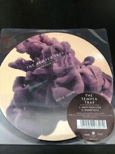 Excellent (EX) Rock Picture Disc 45 RPM Vinyl Music Records