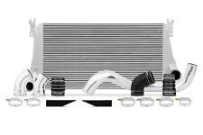 MISHIMOTO Intercooler Kit FMIC Silver 06-10 Chevrolet/GMC V8 6.6L Duramax Engine