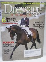 Dressage Today Magazine March 2004 6 Steps to Half Pass Saddlebred Success Story