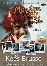 Mensen zoals jij en ik deel 2 met Gerard Cox, Willeke Alberti, ... (2 DVD)