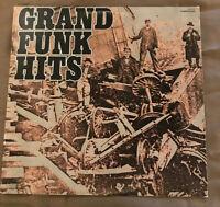 GRAND FUNK (Railroad) HITS CAPITOL VINYL LP RECORD Hits Album  'Grand Funk Hits'