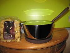ALESSI *NEW* Poêlon à pâtes PJ01S Pasta Pot Design Patrick Jouin
