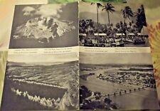 1962 Carte & Image Australie & Océanie village de papous,l'ile de Viti Levu