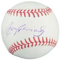 Tony Fernandez autographed signed baseball MLB Toronto Blue Jays PSA COA