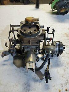 2 barrel Carter  carburetor BBD fits Jeep, Wrangler, Eagle CJ7 - 1982-1991 #2