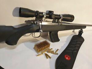 ruger 17 hmr barrel magazine handle rifle gun mag clip