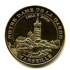 13 MARSEILLE Basilique Notre-Dame de la Garde 2, 2007, Monnaie de Paris