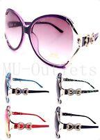 New DG Eyewear Womens Fashion Sunglasses Designer Shades Retro Large (#435)