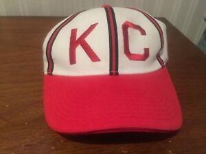 Kansas City Negro League Baseball Cap